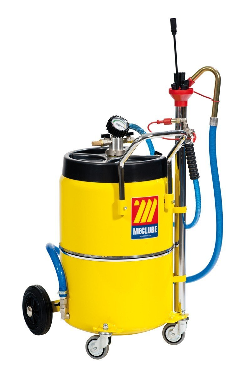 040-1424-000 - air-operated exhausted oil aspirator 65 l