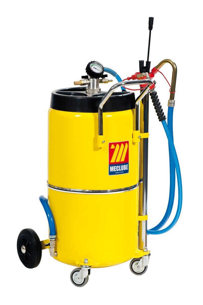 040-1425-000 - air-operated exhausted oil aspirator 90 l