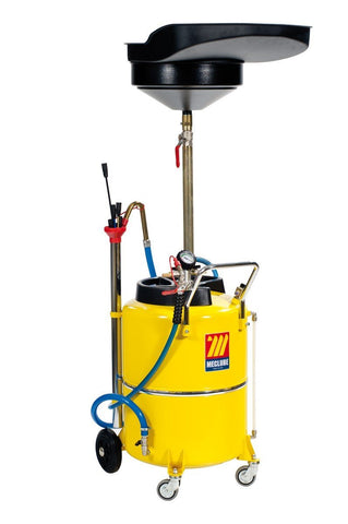040-1433-000 - air-operated oil suction-drainer for exhausted oil 120 l