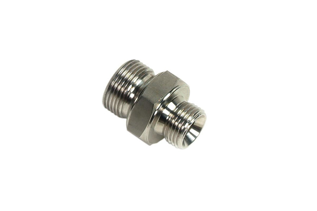 "F96-1100-403 - Stainless steel nipple AISI 304 M1/2""G x M3/8""G"