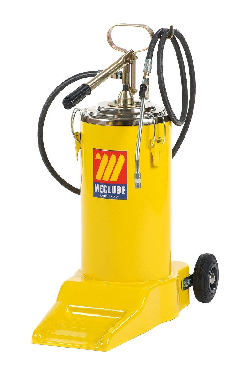 016-1142-000 - Wheeled manual grease pump 16 kg