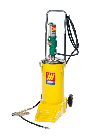 013-1096-000 - Pneumatic wheeled grease pump for 16 kg