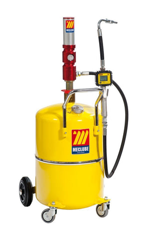 027-1317-000 - 65 l pneumatic oil dispenser with digital nozzle
