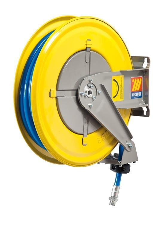 070-1301-418 - Hose reel fixed for air-water 20 bar Mod. F-460 with hose