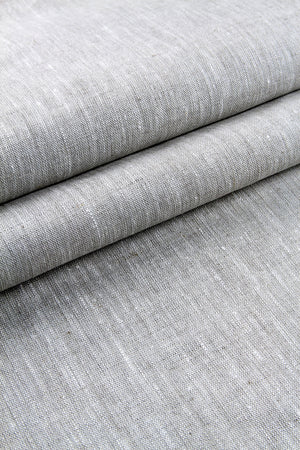 NATURAL RUSTIC LINEN FABRIC - Iconic Linen