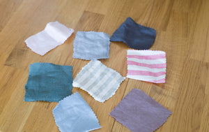 LINEN FABRIC SWATCHES - Iconic Linen