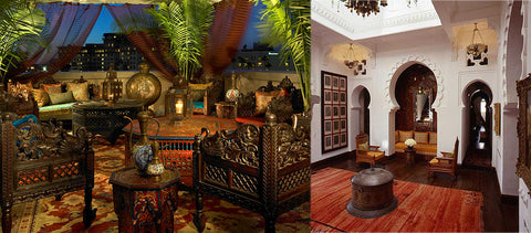 Mosaik Moroccan Interiors Los Angeles CA