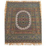 Spanish Moorish Wall Hanging Tapestry Granada, Islamic Spain