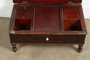 19th Century Gentlemen's Shaving Chest