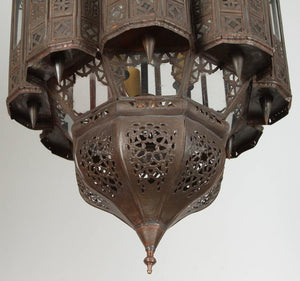 Mamounia Moroccan Hanging Chandelier