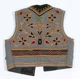 Greek Folk Vest Part of Traditional Costume