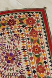 Mirrored Hand Embroidered Textile from India