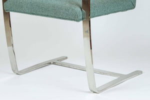 Mies van der Rohe Pair of Brno Chairs for Knoll