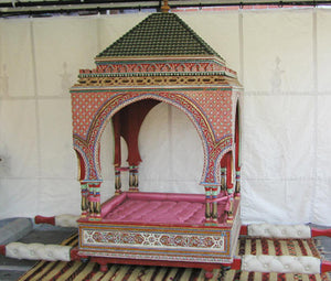 Moroccan Royal Travel Chair