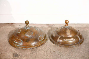 Moroccan Antique Brass covers