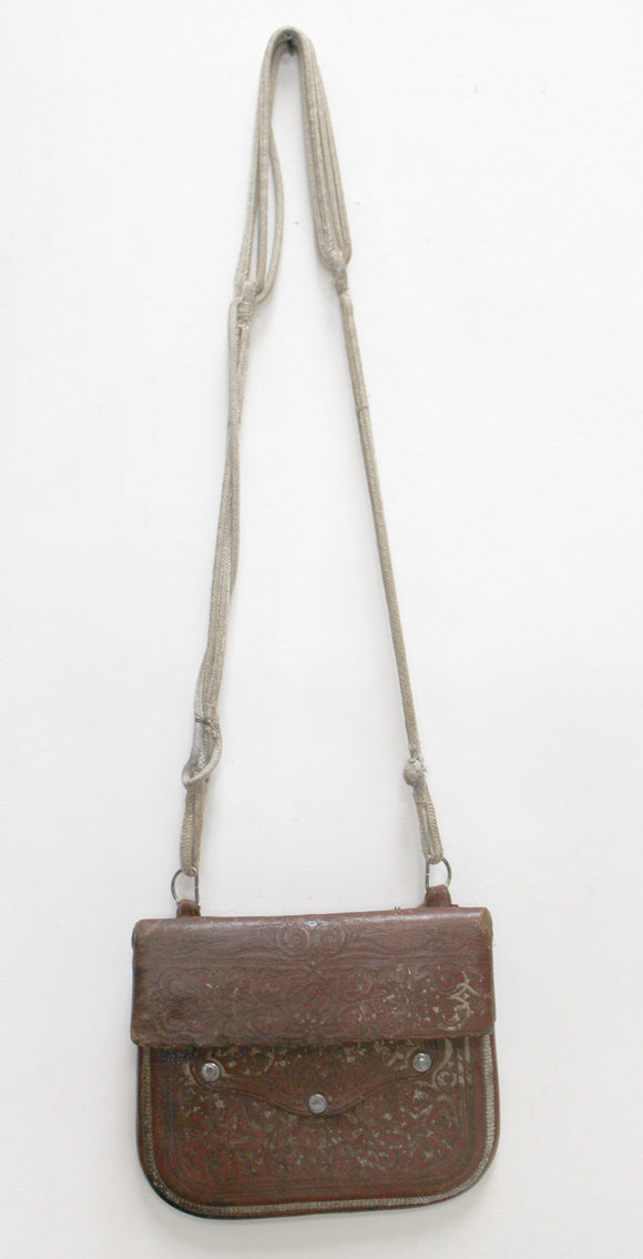 Vintage Messenger Leather Bag