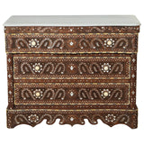 Syrian Chest of Drawers Inlay with Mother of Pearl