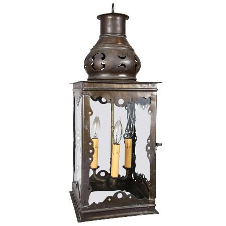 French Moorish Style Hall Lantern