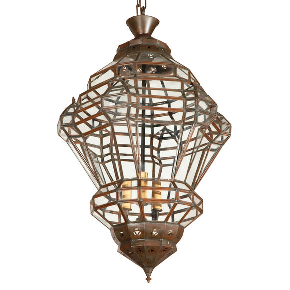 Granada Moroccan Hanging Light Fixture