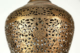 Moorish Brass Hanging Light Fixture