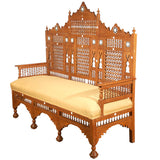 Middle Eastern Syrian Settee