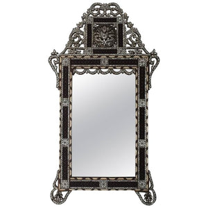 Syrian 19th Century Antique Mirror