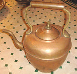 Moroccan Antique Water Copper Kettle