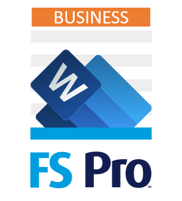 FS Pro for Word Business
