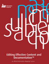 E-Book: Editing Effective Content and Documentation
