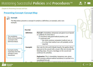 Start to Write Policies and Procedures