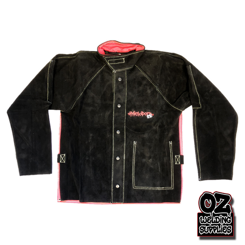 weldporn® Heavy Duty FR Welding Jacket - Oz Welding Supplies