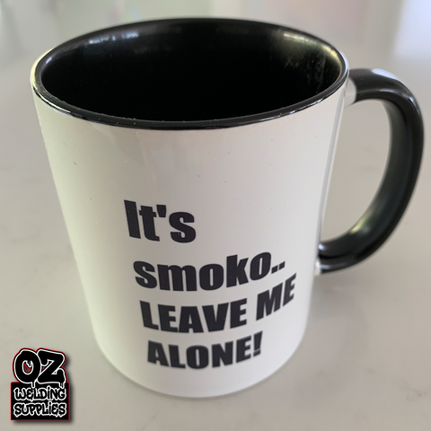 "OWS ""ON SMOKO"" Coffee Mug Mate"