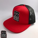 OZ WELDING SUPPLIES TEAM LOGO SNAPBACK