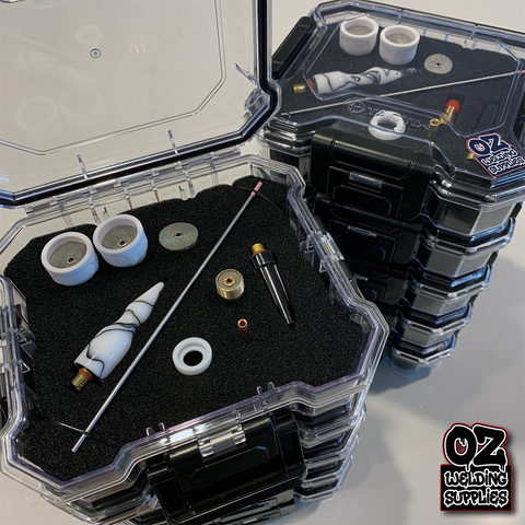 OWS Limited Edition Tactical Tig Case - Oz Welding Supplies