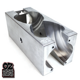 "Elbow Cutting Jig for 3.5"", 4"", 5"" OD & 1D/1.5D CLR - Sequence Mfg by Ticon - Oz Welding Supplies"