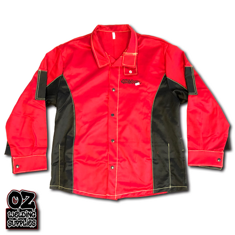 weldporn® Light Duty FR Welding Jacket - Oz Welding Supplies