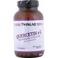 Twinlab Quercetin Plus C, 100 Capsules Supplement Twinlab