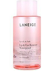 Laneige Lip & Eye Makeup Cleanser Waterproof 5.1fl.oz./150ml