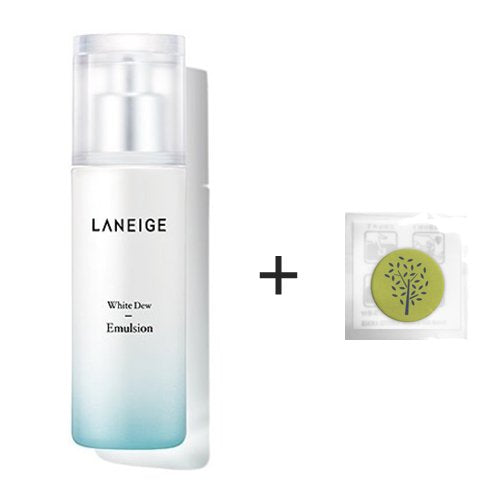 Laneige White Dew Emulsion 3.38oz(100nl)