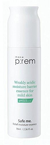 [MAKE P:REM] make prem Safe me. Relief moisture essence 70ml ( 2.36 fl.oz.) / Made in Korea