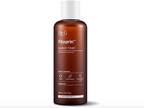 Dr.G Filagrin Barrier Toner 160ml; For moisturizing; Korean Beauty