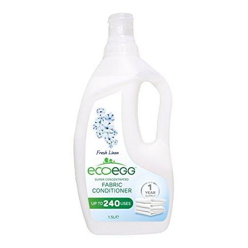 Ecoegg Concentrated Fabric Softener, Fresh Linen