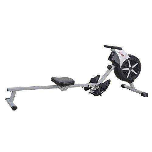 Sunny Health & Fitness SF-RW5633 Air Rowing Machine Rower w/ LCD Monitor Sport & Recreation Sunny Health & Fitness