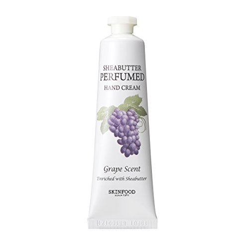 SKINFOOD Shea Butter Perfumed Hand Cream #Grape