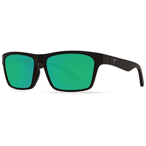 Costa HINANO, GREEN MIRROR 400 GLASS, BLACKOUT FRAME