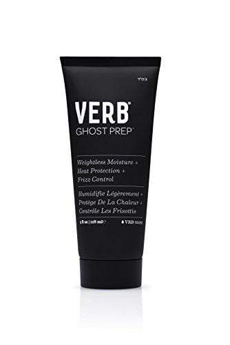 Verb Ghost Prep - Weightless Moisture + Heat Protection + Frizz Control 4oz