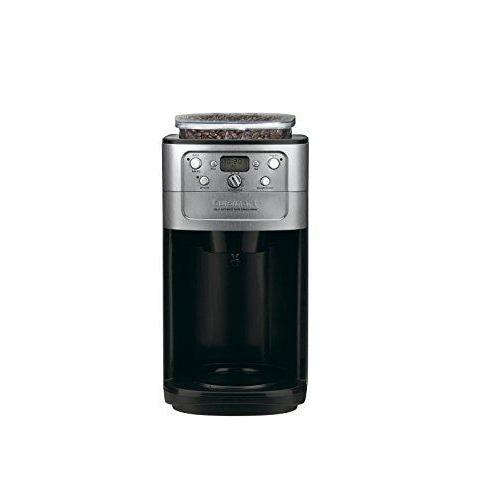 Cuisinart Grind & Brew DGB-700BC 12 Cup Coffeemaker (Black/Brushed Chrome) Kitchen & Dining Cuisinart