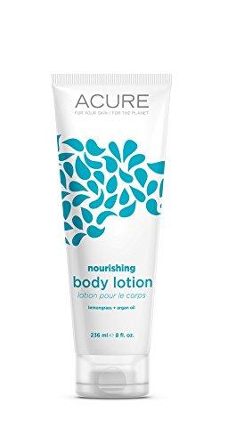 ACURE Nourishing Body Lotion, 8 Fl Oz (Pack of 12)