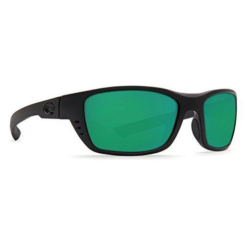 Costa Del Mar Whitetip 580P Whitetip, Blackout Green Mirror, Green Mirror