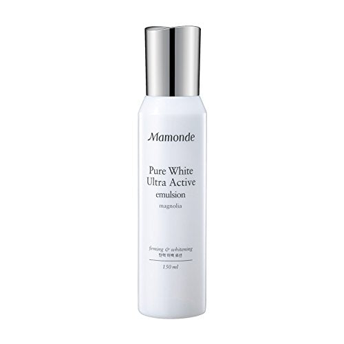 Mamonde Pure White Ultra Active Emulsion